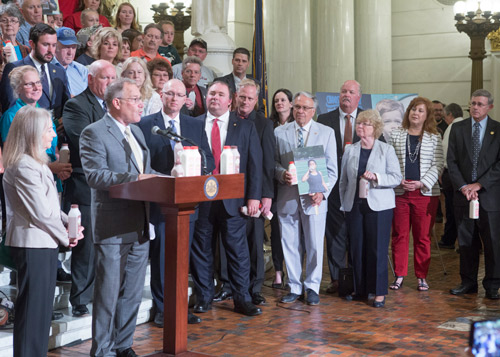 House Supports Owlett Legislation Creating Dairy Investment Program